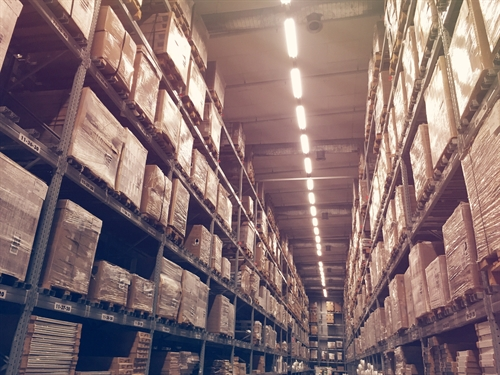 Magasinering i Gävle